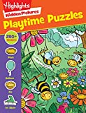 Playtime Puzzles (Highlights  Sticker Hidden Pictures)