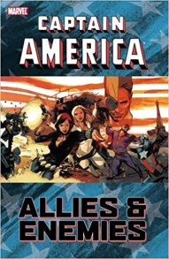 Image result for Captain america allies and