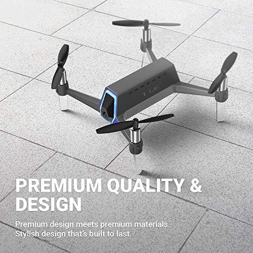 Shift-IZI-Nano-Drone-Camera-5MP-FHD-1080P-Patented-3D-Sensing-Controller-Autonomous-Follow-Me-Mode-17-Mins-Fly-time-Quadcopter