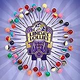 Linda's Lollies Gourmet Lollipops 96 Count Box - Nut, Gluten & Dairy Free - Fat Free