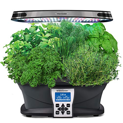 AeroGarden 903100-1200 Black Ultra LED, 1 Kit