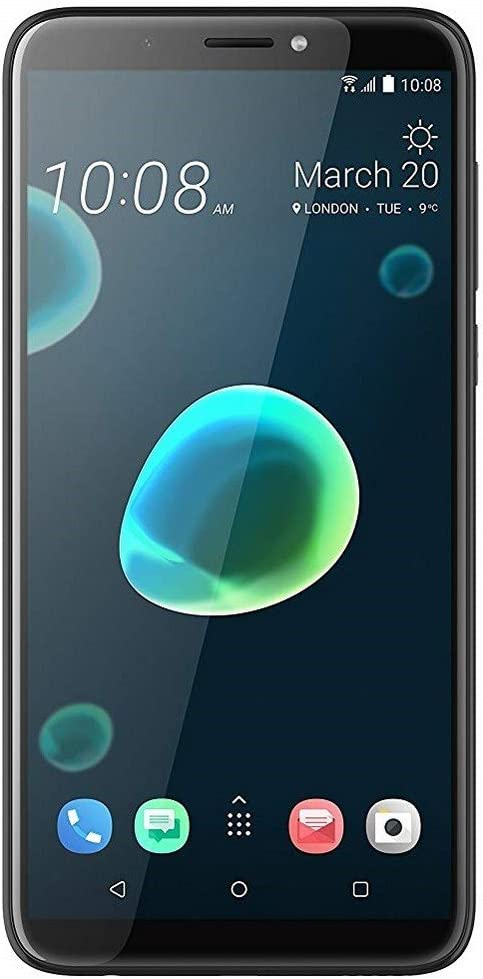 HTC Desire 12 + (Cool Black, 3GB RAM, 32GB Storage)