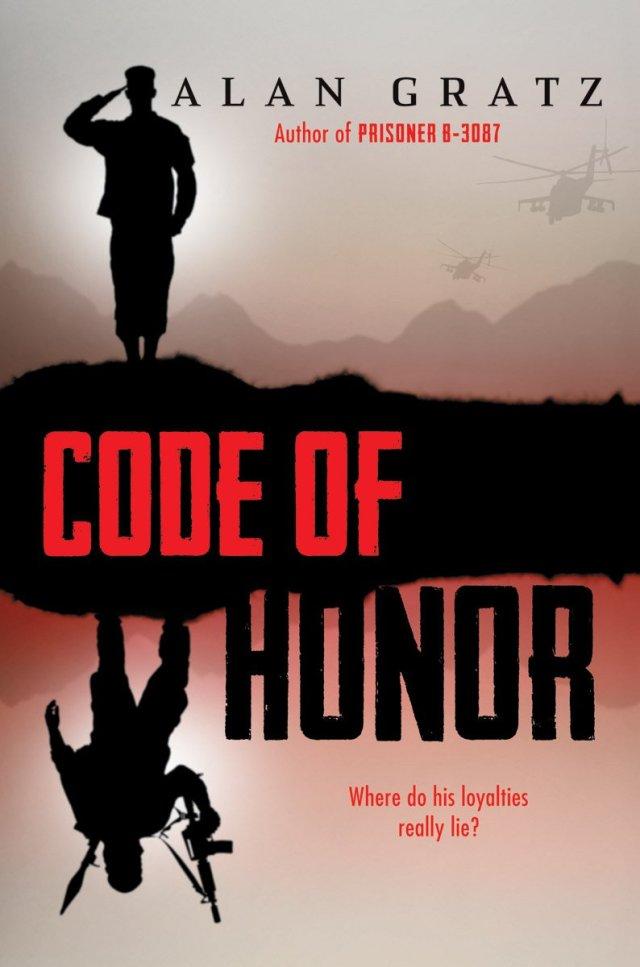 Image result for code of honor alan gratz
