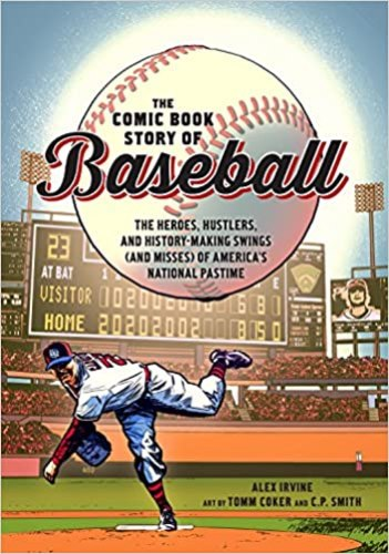 Image result for Comic Book Story of Baseball