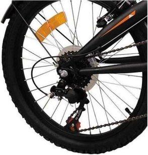 Bicicleta plegable MERCIER 6-velocidades