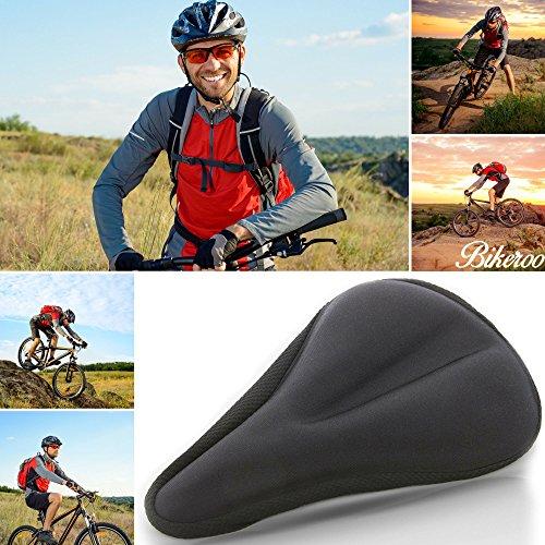 88d48c0281c Most Comfortable Bike Seat Cushion Cover - Premium Quality Exercise ...
