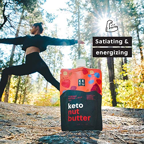Perfect Keto Nut Butter Snack: Fat Bomb to Support Weight Management on Ketogenic Diet. Ketosis Superfood Raw Nuts|Cashew Macadamia Coconut Vanilla Sea Salt 3