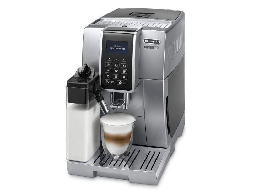 Machine Expresso avec broyeur DeLonghi Dinamica ECAM 350.55.B