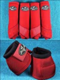 Product review for RED MED PROFESSIONAL CHOICE SPORTS MEDICINE HORSE BOOTS BELL VENTECH ELITE