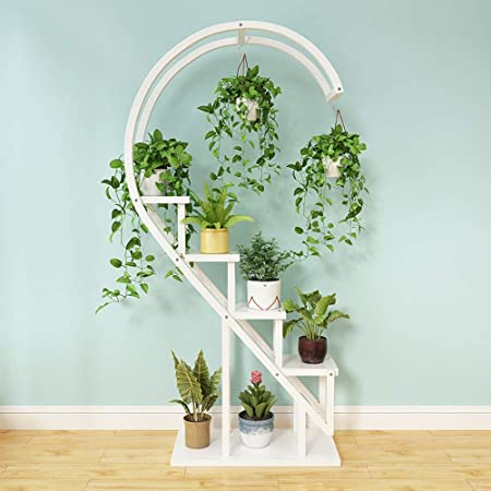 Guoda Plant Pot Stand Indoor Plant Stand Plant Stands Indoor Plant Stand Plant Stands Plant Shelf Indoor Plant Stand Outdoor Plant Stand Heart Shaped Flower Stand Floor Decoration Frame Amazon Co Uk Kitchen Home