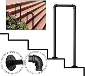 Indoor Elderly Childrens Safety Support Bar Non Slip Handrail | Outdoor Handrails For Elderly | Mobility | Old Person | Deck | Ireland | Wrought Iron