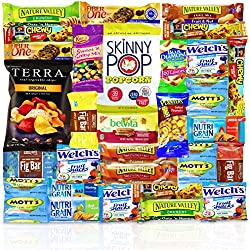 Healthy Snacks Care Package (Count 30) - Discover a whole new world of Healthy Snacks