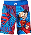 Warner Bros Superman Swim Trunk (Toddler/Kid) - Yellow - 3T