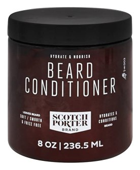 Scotch Porter - Hydrate & Nourish Beard Conditioner - 8 oz.