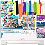 Silhouette Cameo 3 Bluetooth Bundle with 12x12 Sheets of Oracal 651...
