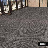 Lehom-Commercial-Floor-Mat-Double-Stripes-Carpet-PVC-Non-Slip-Hotel-Staircase-Office-Corridor-Carpet-Grey-Mat-Runner-Rug-3X10FT