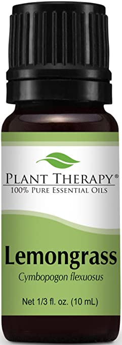 Plant Therapy Lemongrass Oil