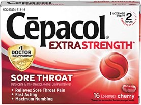 Image result for cepacol active ingredients