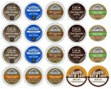 20-count TOP BRAND HOT COCOA Variety Sampler Pack, Single-Serve Cups for Single Cup Brewers