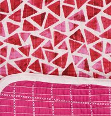 COZY-FURNISH-Cotton-Quilt-Queen-BedspreadsReversible-Throw-Blanket-Bohemian-Bedspread-Handmade-Block-Printed-Quilt-Bedspread-Bohemian-Bedding-BedCover-90-x-108-Inches-Offwhite