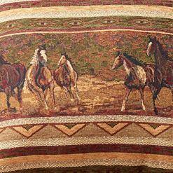 Wild Horses Sofa