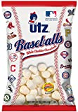 Utz Baseballs White Cheddar Cheese Balls- 12 oz Bag (2 Bags)