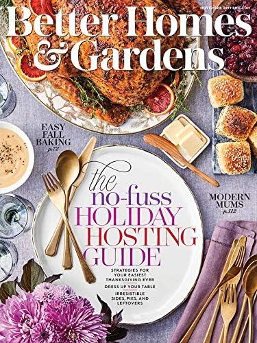 Better Homes & Gardens Print Magazine