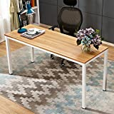 Need Computer Desk 63' Computer Table Writing Desk with BIFMA Certification Workstation Office Desk, AC3BW-160