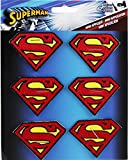 Application DC Comics Superman 6 Logo Patch Set