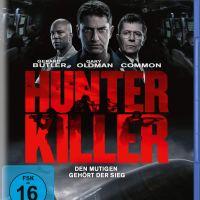 Hunter Killer / Regie: Donovan Marsh. Darst.: Gerald Butler, Mark Gill, Gary Oldman, Mikael Nyqvist, Linda Cardellini  [...]