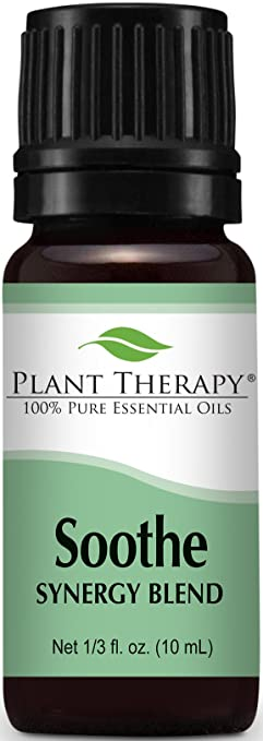 Plant Therapy Soothe Synergy Blend
