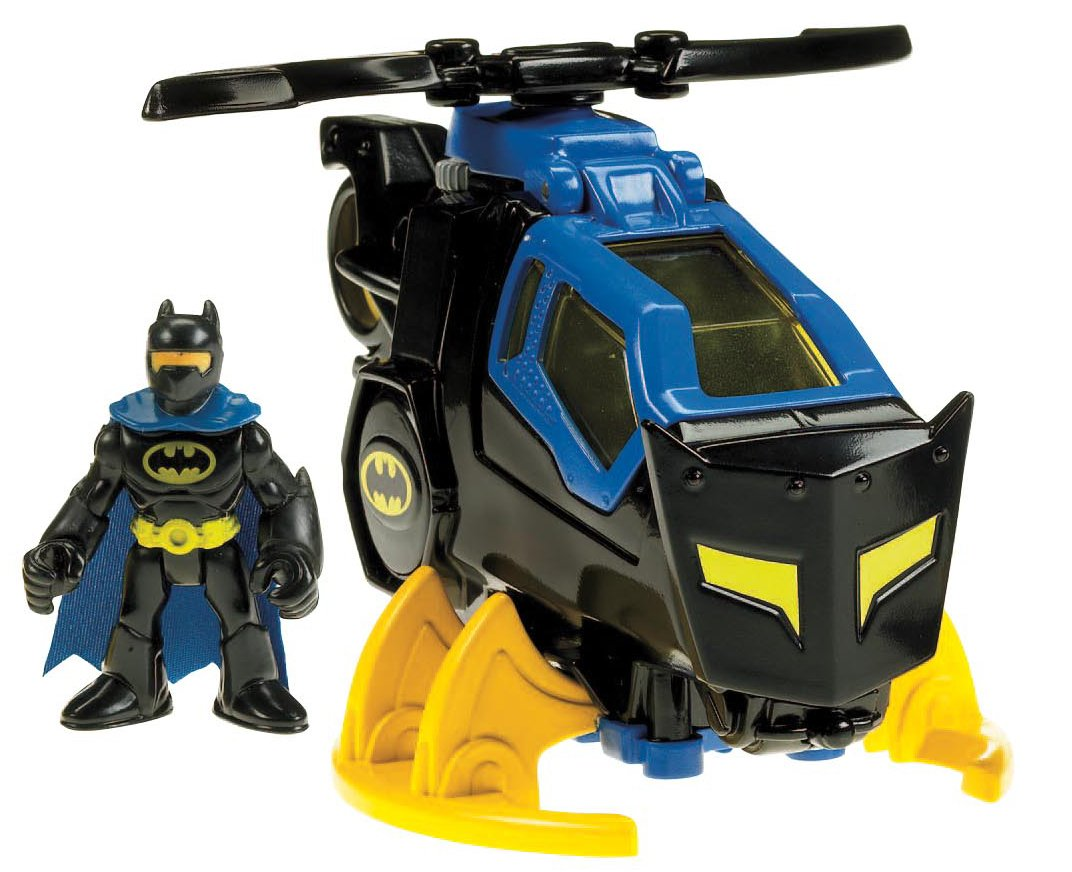 imaginext helicopter with Cool Fisher Price Batman Toys on Arkham Asylum 70912 additionally Imaginext Avioes Medios Sky Racer Helicoptero Fisher Price further 2018 Lego Batman Movie Sets Revealed in addition 350601332208 in addition Thomas The Train Take N Play Annie And Clarabel Two Pack.