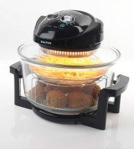 Salter EK1950 Low Fat Fryer Halogen Infrared Cooker, 12 L