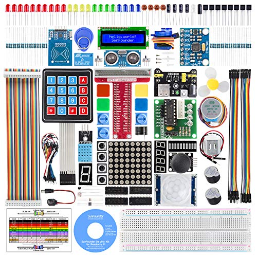 SunFounder-Raspberry-Pi-Starter-Kit-with-Detailed-Tutorials-Compatible-with-Raspberry-Pi-4B-3-B-400-Support-Python-C-Learn-Electronics-and-Programming-for-Raspberry-Pi-Beginners