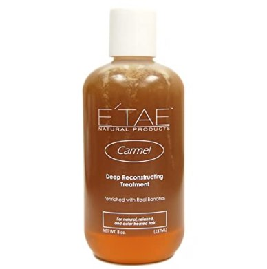 E'TAE Natural Products - Carmel Deep Reconstructing Treatment 8oz