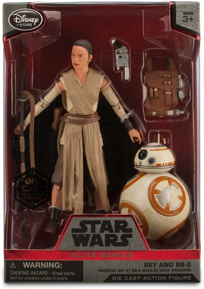 Rey Toys Don't Sell
