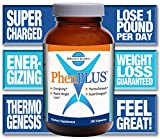 BSkinny Global PhenPLUS - Energizing - Promotes Rapid Weight Loss - 180 Count