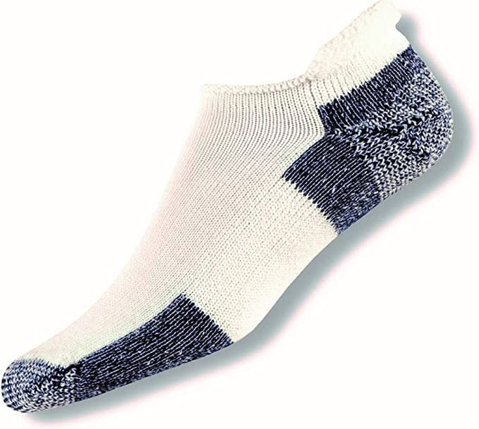 thorlos Unisex-Adult J Max Cushion Running Rolltop Socks