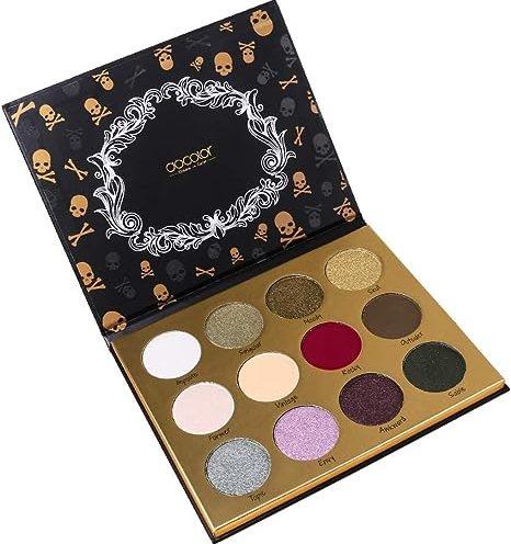Docolor Goth Series 12 Color Eyeshadow