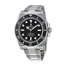 Rolex Submariner Men's 114060 Automatic Watch Review