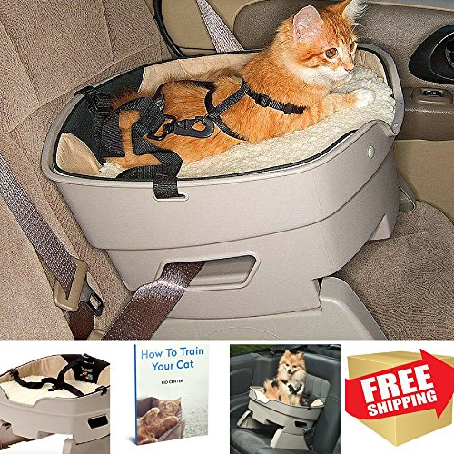 Car Seat Protector For DogsPet Travel Accessories Adjustable Cat