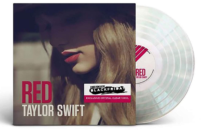 'Red' album vinyl