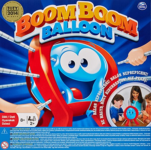 Spin Master Games Boom Boom Balloon Game