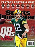 2017 Sports Illustrated SI Fantasy Football Guide Aaron Rodgers