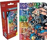 Aquarius DC Comics Justice League Adult 100 Piece Pocket Jigsaw Puzzle