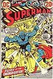 SUPERMAN 258 FINE November 1972 COMICS BOOK