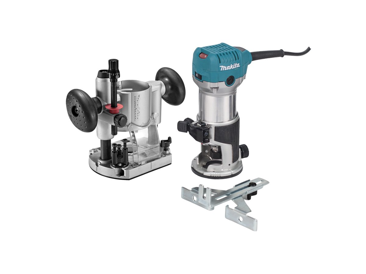 Makita RT0701CX7 Compact Router Kit