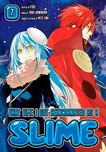 That Time I Got Reincarnated As A Slime Vol 7 Review Aipt