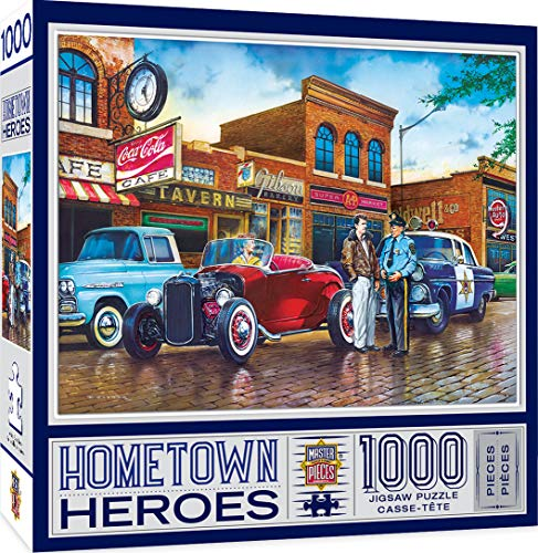 MasterPieces-Hometown-Heros-Jigsaw-Puzzle-A-Little-Too-Loud-Featuring-Art-by-Dan-Hatala-1000Piece-Assorted