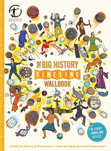 [SdevF.READ] The Big History Timeline Wallbook: Unfold the History of the Universe―from the Big Bang to the Present Day! by Christopher Lloyd DK [W.O.R.D]